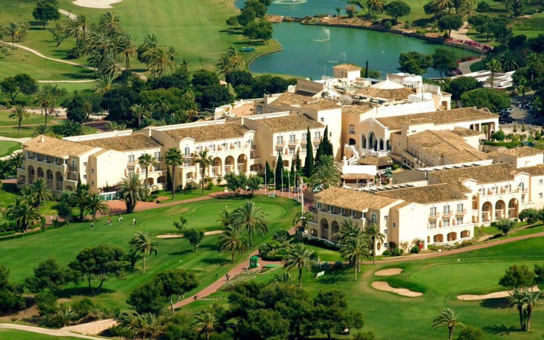 Los World Golf Awards 2018 en la región de Murcia.