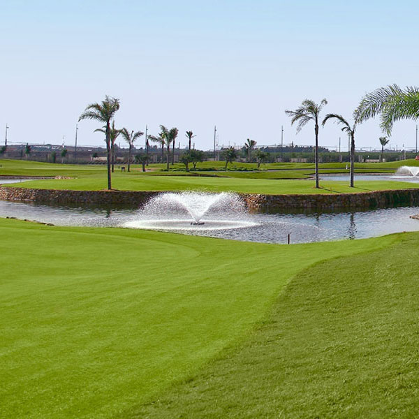 Golf, gran capacidad de crecimiento en la estacionalidad murciana.